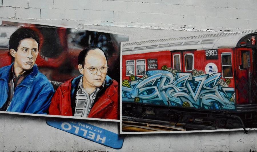 Graffiti - Unternehmensstrategie